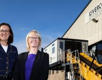 Italy's Earthquake Rubble Recycled On-site Using Northern Irish Machinery
