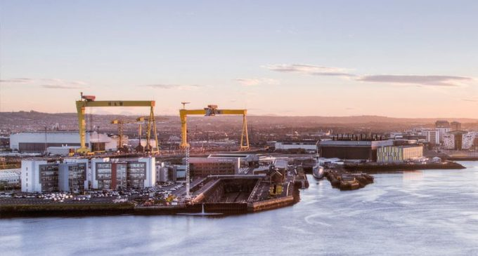 Northern Ireland Manufacturing & Supply Chain Conference & Exhibition – Titanic Exhibition Centre, Belfast – 27th February 2020