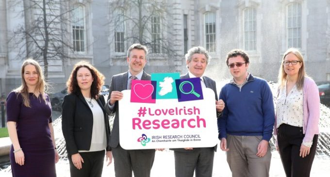 €4.3 Million Invested in Enterprise-based Research Partnerships
