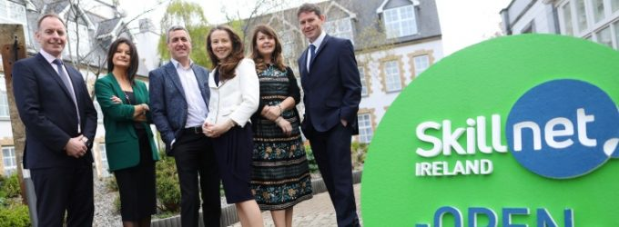 Skillnet Ireland Announces New Funding For Businesses to Upskill Employees