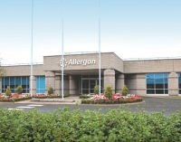 Allergan Accelerates Expansion in Ireland With €65 Million Investment