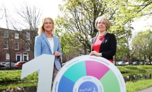 Bord Bia is the Most Highly Regarded Organisation in Ireland