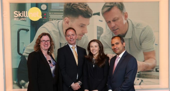 Skillnet Ireland Launches New Network For Small Firms Sector