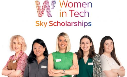 Two Irish Women Amongst Sky's New Cohort of Women in Technology Scholars