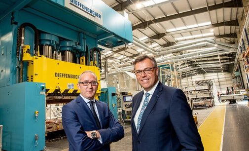Creative Composites Invests £11 Million in State-of-the-art Manufacturing Facility