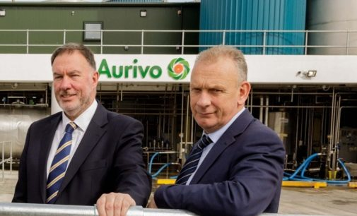 Aurivo Invests to Create Most Sustainable Liquid Milk Facility at its Killygordon Site