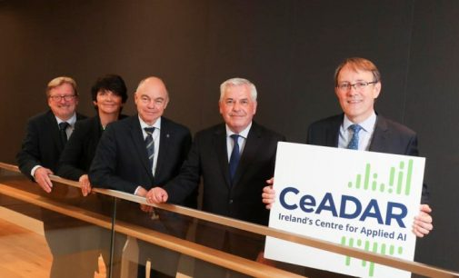 Artificial Intelligence Innovation Hub CeADAR Secures €12 Million in Funding From Enterprise Ireland