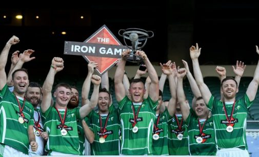 Irish construction Companies Battled it Out at Croke Park in Aid of the Irish Haemochromatosis Association