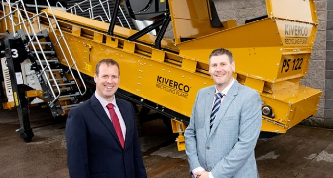 Kiverco Breaks into New Market With Export Deal