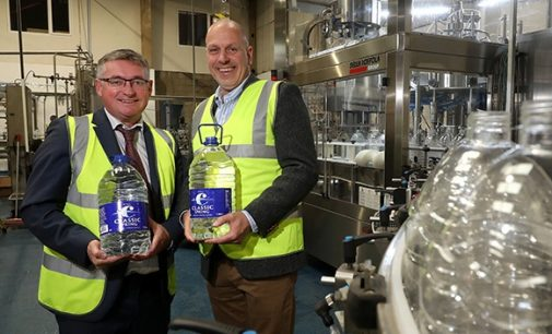 Classic Mineral Water to Invest £3.7 Million and Triple Workforce