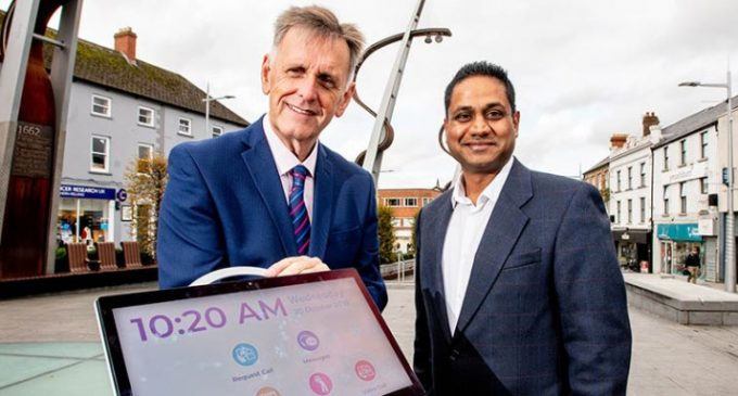 Smart Hub Success For Lisburn's Connected Care Solutions