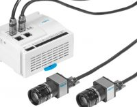 Visual Inspections are Simple to Configure With the New  SBRD Smart Camera From Festo