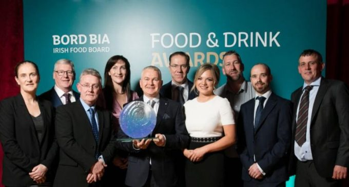 Bord Bia's Food and Drink Awards Celebrate the Passion and Drive of Irish Producers
