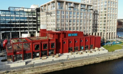 BrewDog Opens its First Bar in Ireland