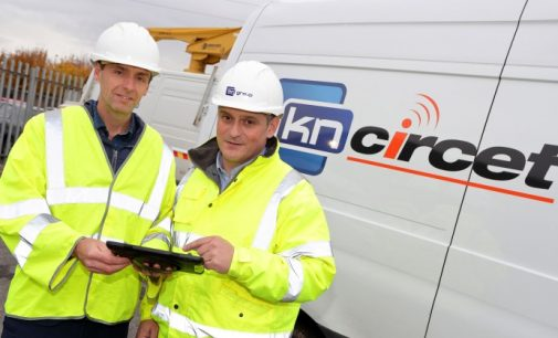 Esri Ireland Helps KN Circet to Speed Up Nationwide Broadband Rollout