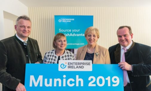 Enterprise Ireland Increases Eurozone Presence With New Offices in Munich and Lyon