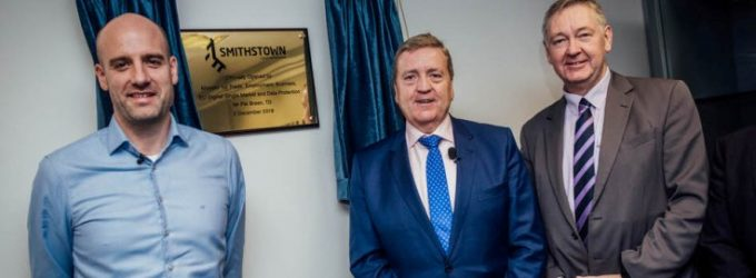 Smithstown Light Engineering Expands New Production Facility, Creating 60 jobs