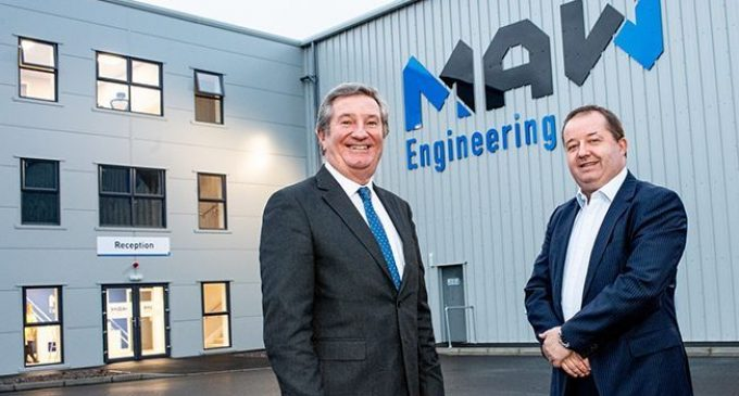 MAW Engineering Invests in Antrim Area