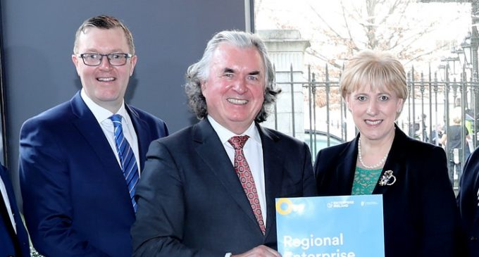 Over €40 Million For 26 Projects to Drive Job Creation in the Regions